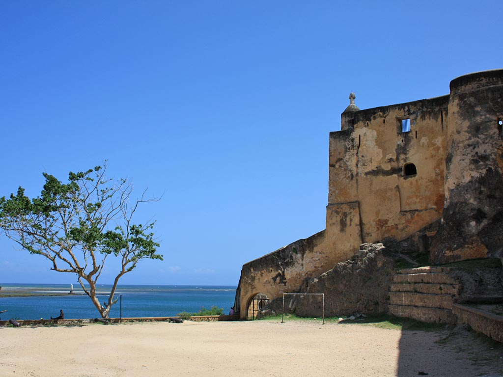 Image result for fort jesus
